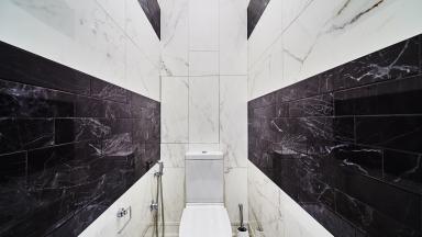 Ремонт в туалете: 5 шагов