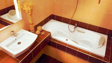 Основные этапы проведения ремонта в ванной