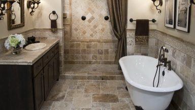 Как сэкономить пространство в небольшой ванной: 3 совета?